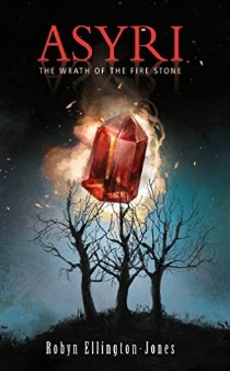 The Wrath of the Fire Stone (Asyri, #1)